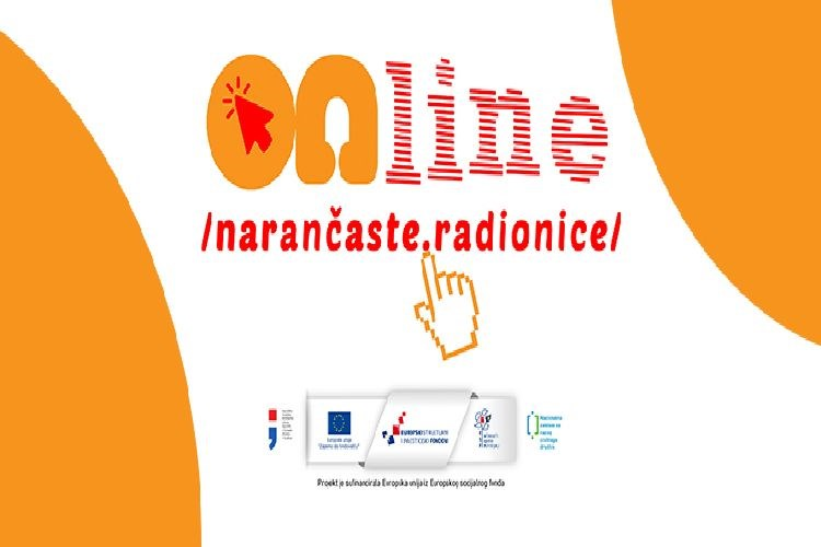 Online Narančaste Radionice