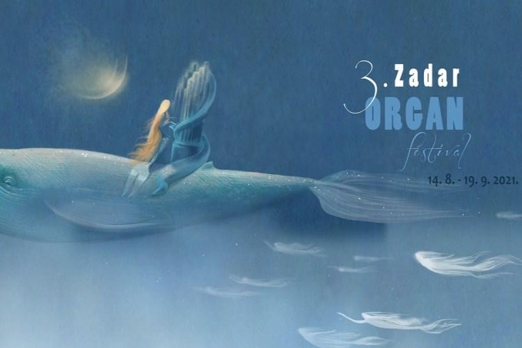 Zadar Organ Festival 2021. - koncerti online