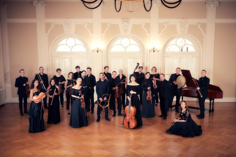 Koncerti Hrvatskog baroknog ansambla (21. koncertna sezona)