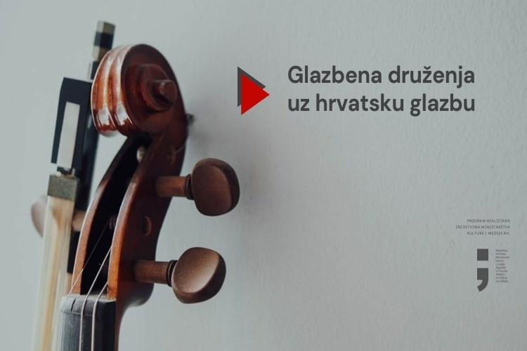 Glazbena druženja uz hrvatsku glazbu
