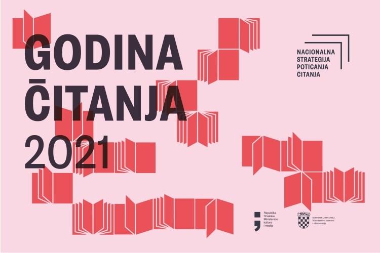 2021. - Godina čitanja u Hrvatskoj